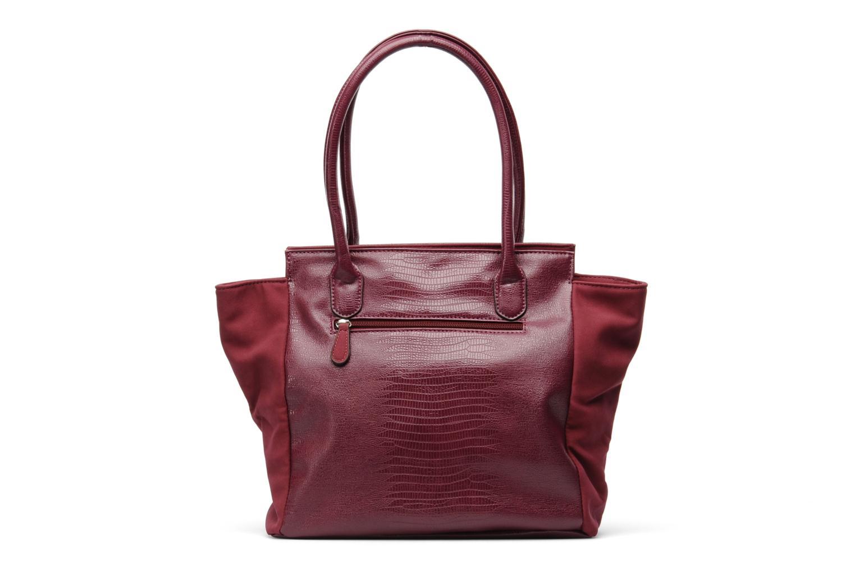 Handbags Georgia Rose Naïma Burgundy front view