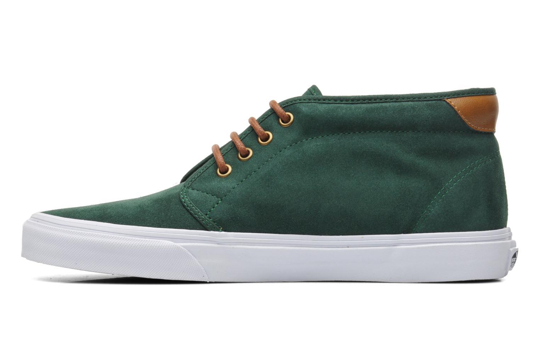 Sneakers Vans Chukka 69 Groen voorkant