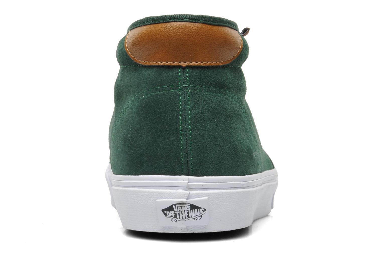 Sneakers Vans Chukka 69 Groen rechts