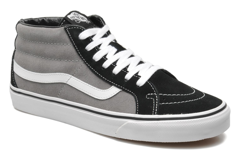 b76477a571 Marques Chaussure homme Vans homme Sk8-Hi Reissue (Checkerboard) black  citadel GH8HUA1Z - destrainspourtous.fr