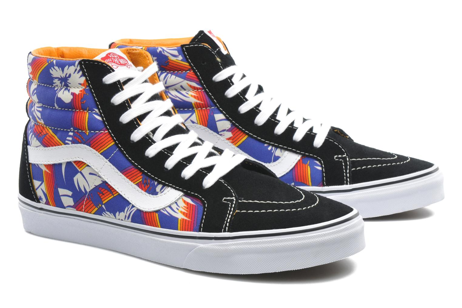 Trainers Vans Sk8-Hi Reissue Multicolor 3/4 view