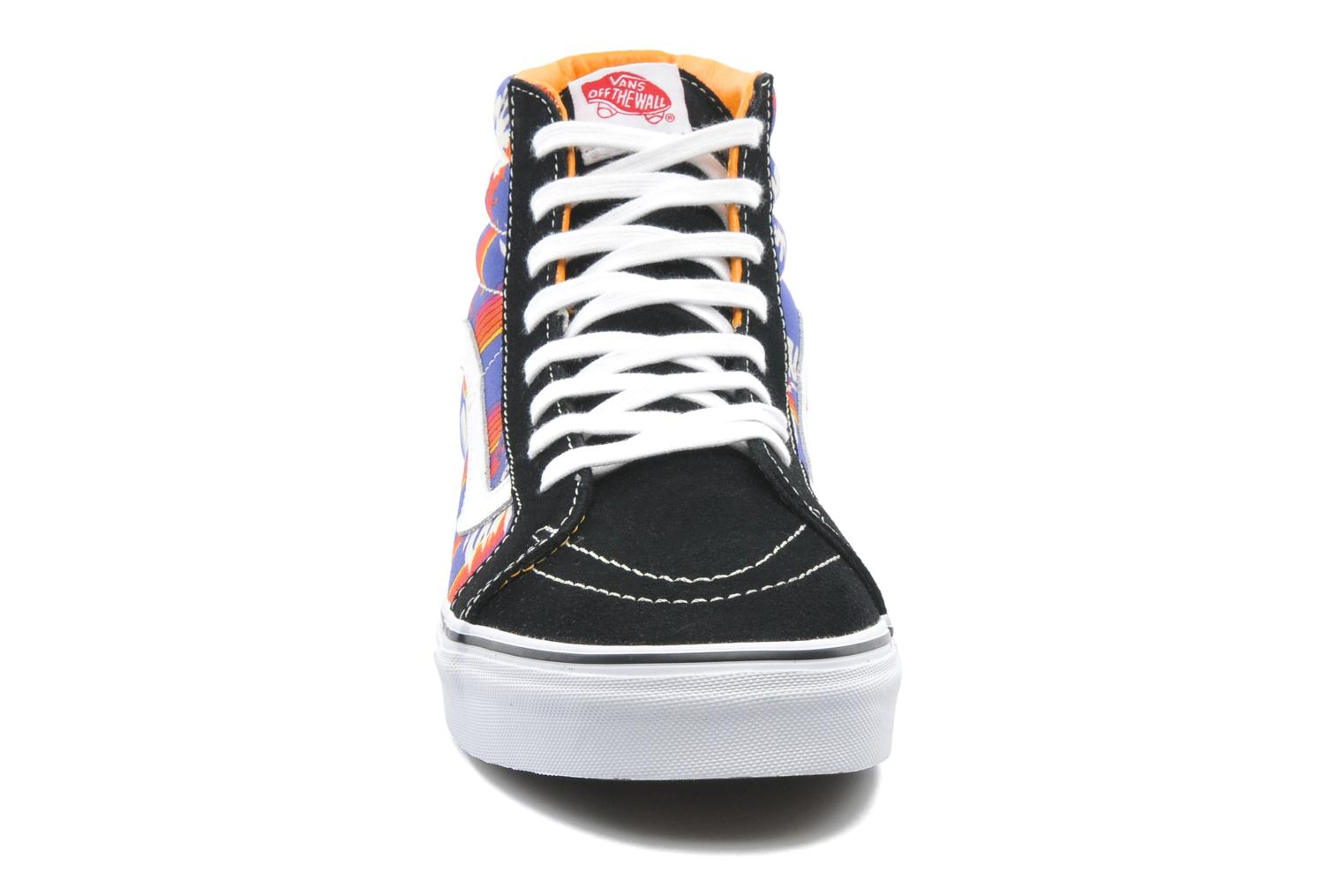 Trainers Vans Sk8-Hi Reissue Multicolor model view