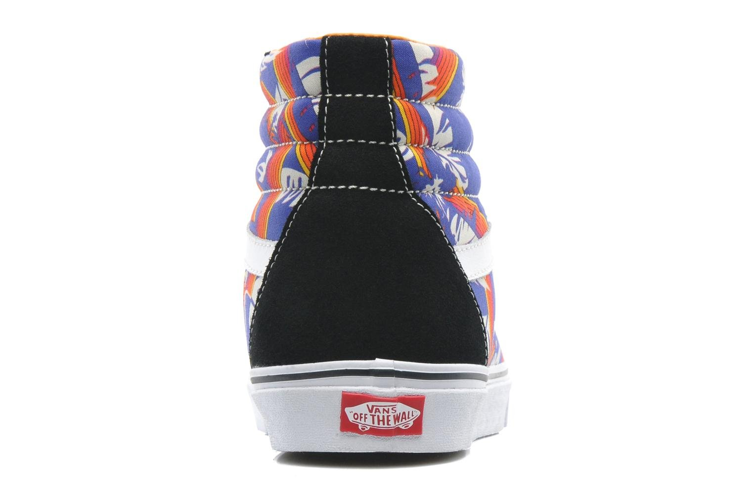 Trainers Vans Sk8-Hi Reissue Multicolor view from the right