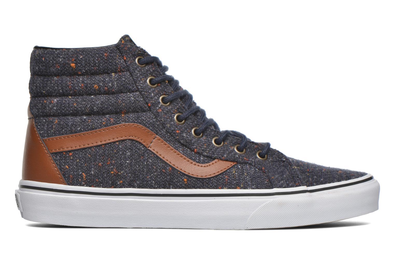 Sneaker Vans Sk8-Hi Reissue blau ansicht von hinten