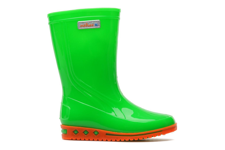 Stiefel Méduse Boreal grün ansicht von hinten