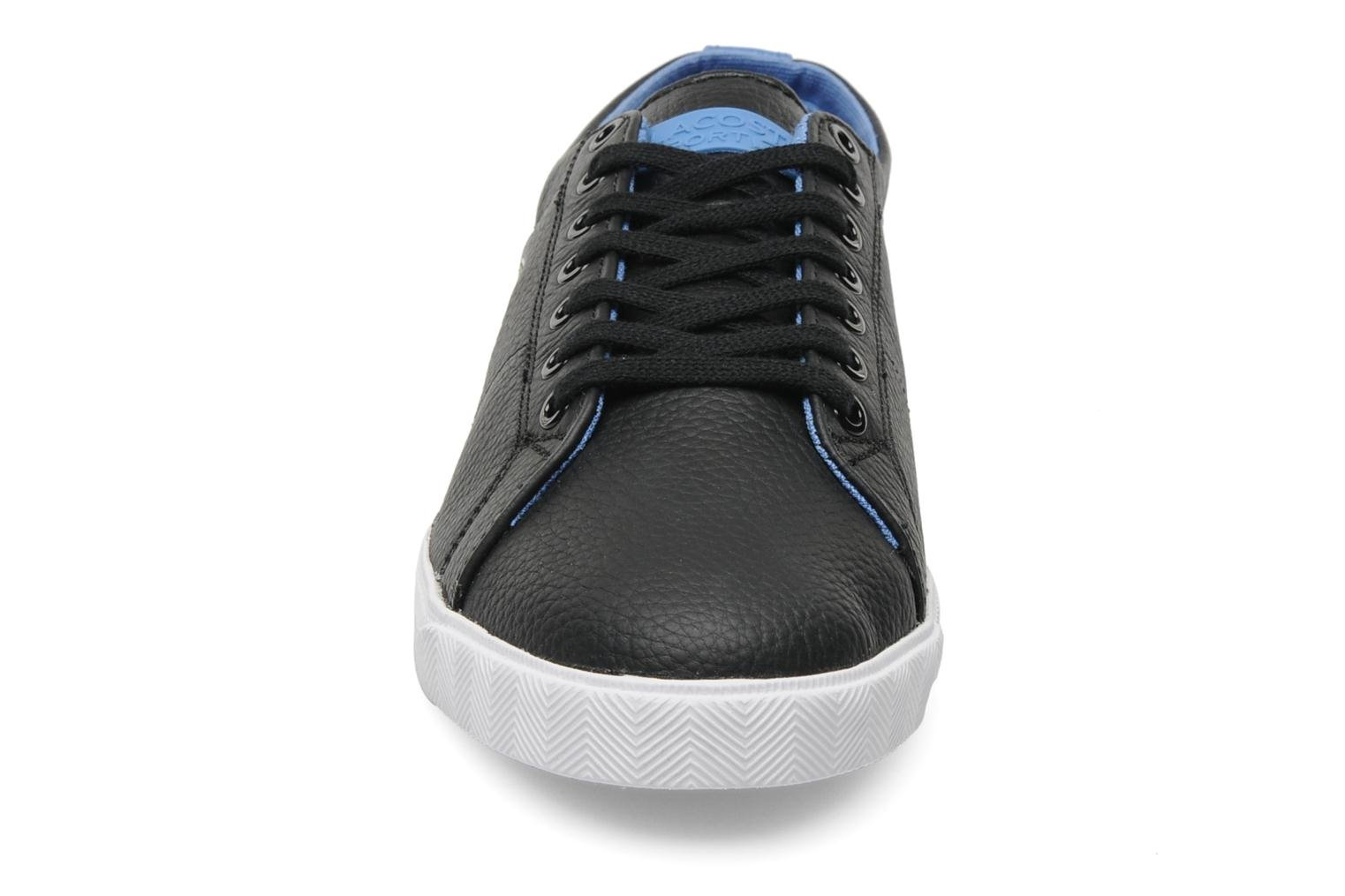 Trainers Lacoste Marcel Mov Black model view
