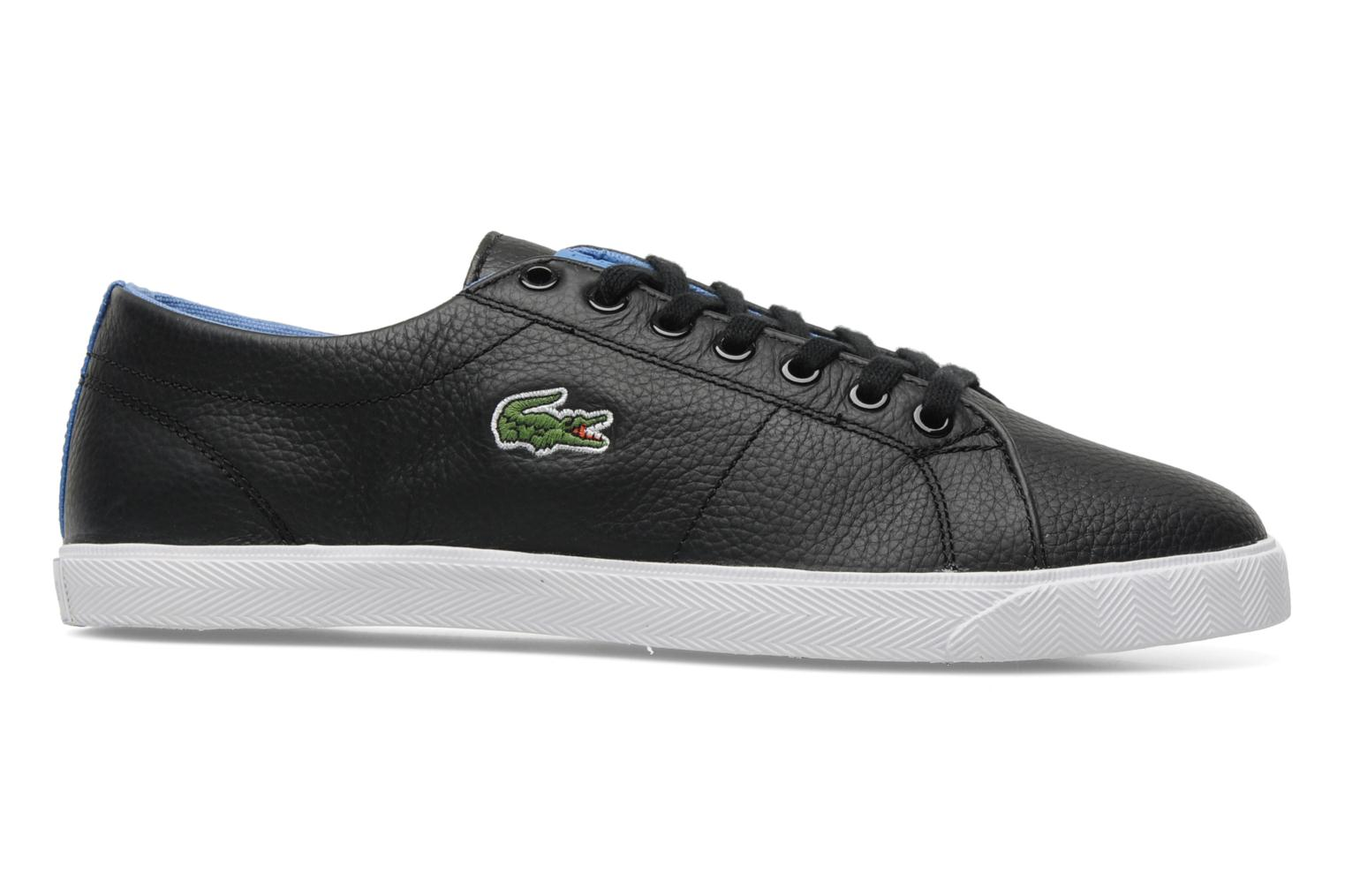 Trainers Lacoste Marcel Mov Black back view