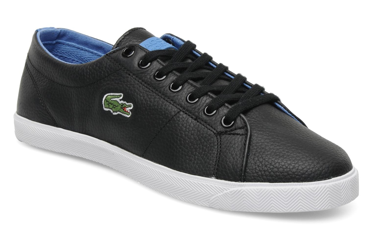 Trainers Lacoste Marcel Mov Black detailed view/ Pair view