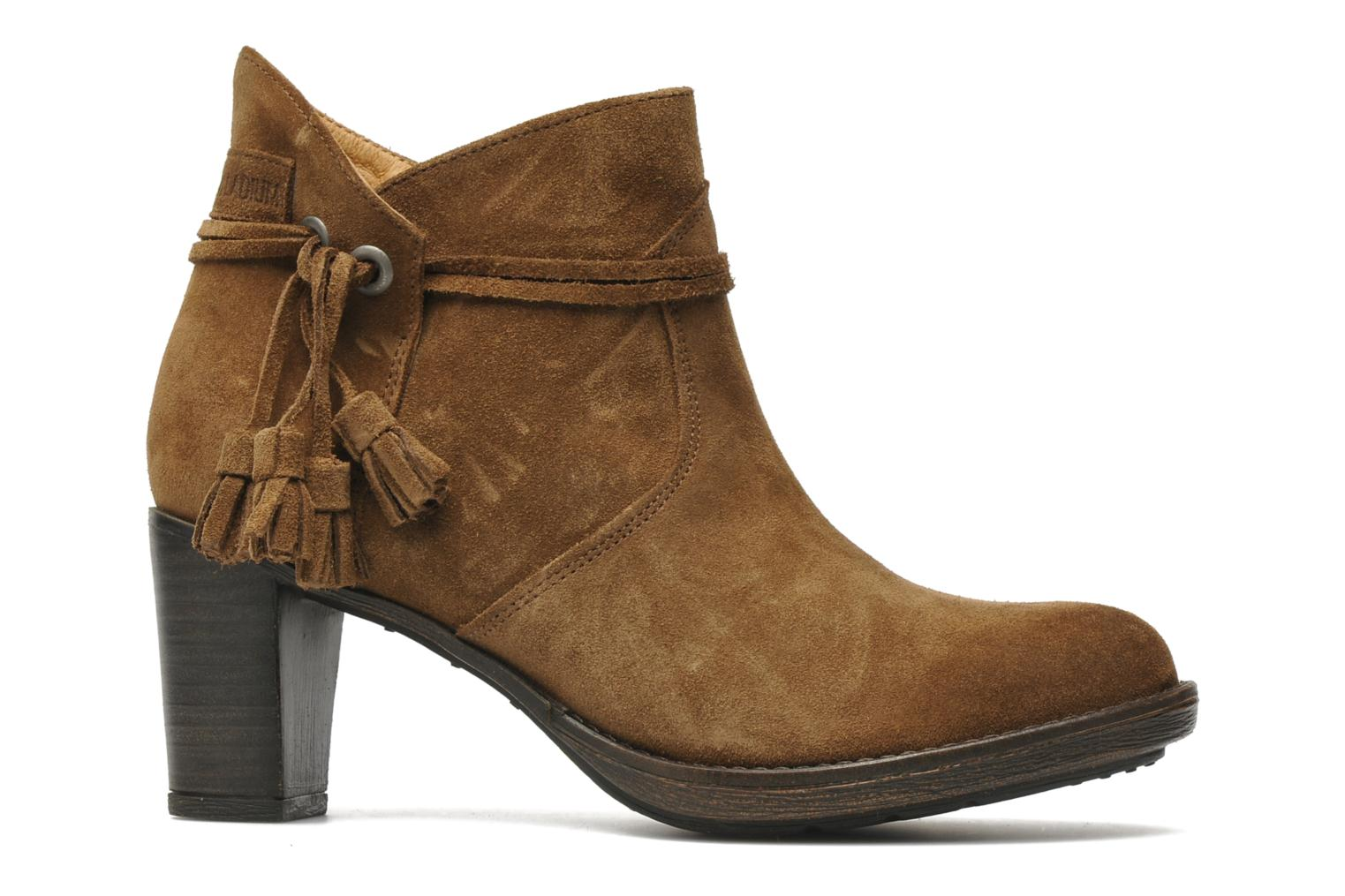 Ankle boots P-L-D-M By Palladium Siskin Sud Brown back view