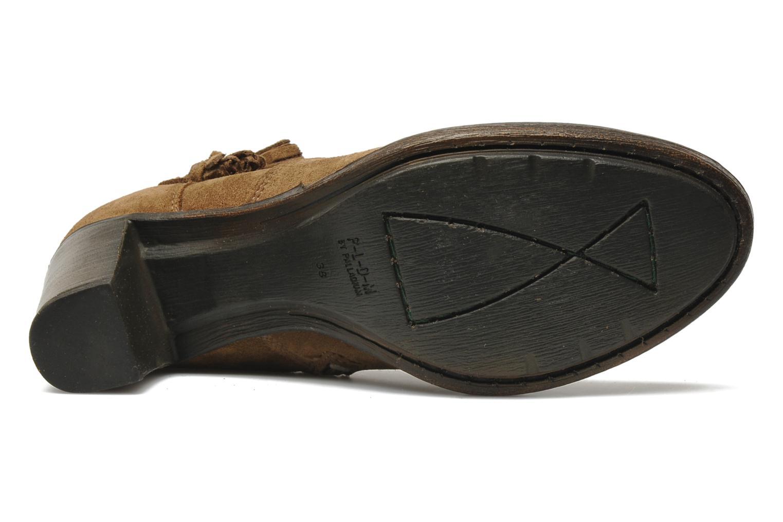 Bottines et boots P-L-D-M By Palladium Siskin Sud Marron vue haut