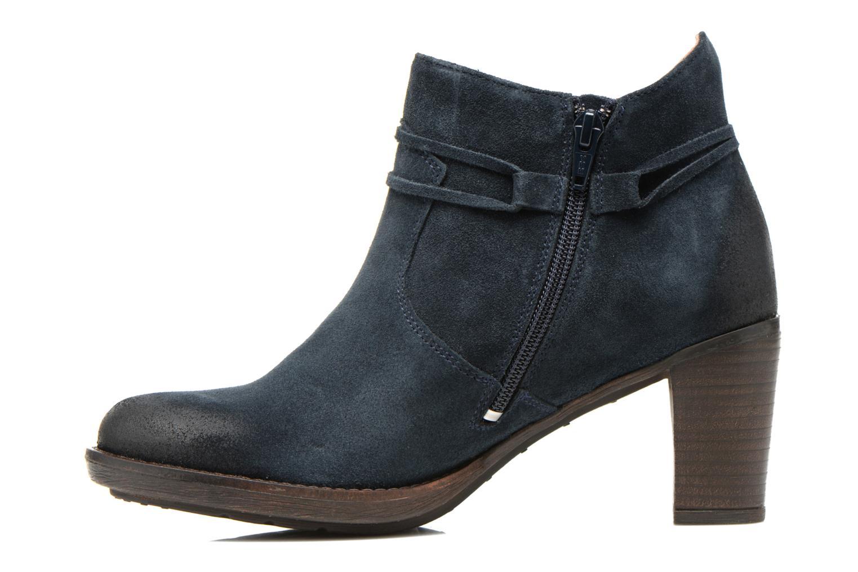 Boots en enkellaarsjes P-L-D-M By Palladium Siskin Sud Blauw voorkant