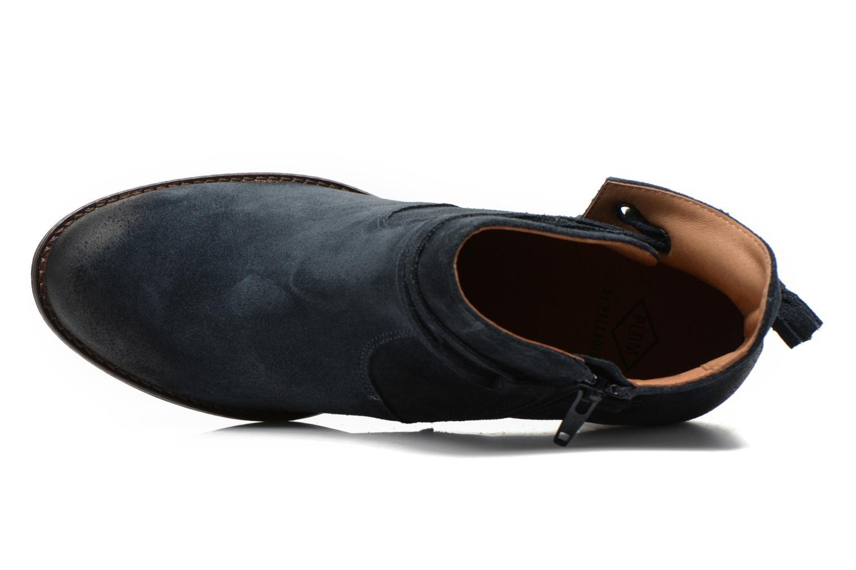 Boots en enkellaarsjes P-L-D-M By Palladium Siskin Sud Blauw links