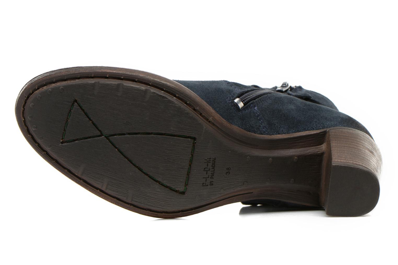 Boots en enkellaarsjes P-L-D-M By Palladium Siskin Sud Blauw boven