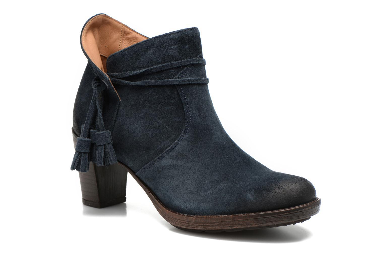 Boots en enkellaarsjes P-L-D-M By Palladium Siskin Sud Blauw detail