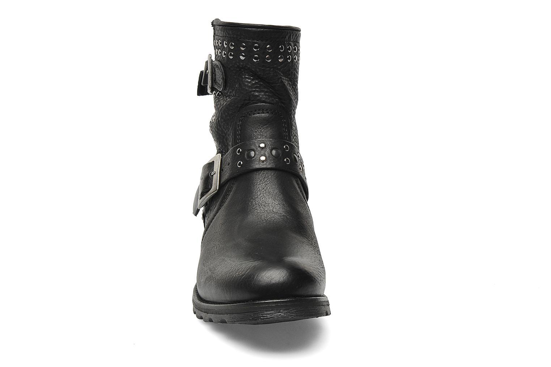 Bottines et boots P-L-D-M By Palladium Upcast Stud Noir vue portées chaussures