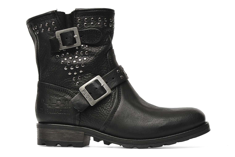 Bottines et boots P-L-D-M By Palladium Upcast Stud Noir vue derrière