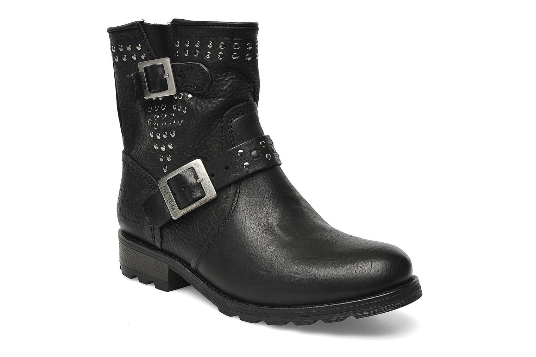 Bottines et boots P-L-D-M By Palladium Upcast Stud Noir vue détail/paire