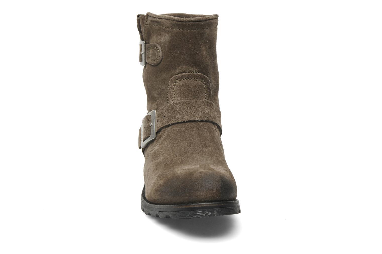 Stiefeletten & Boots P-L-D-M By Palladium Upcast Sud grau schuhe getragen