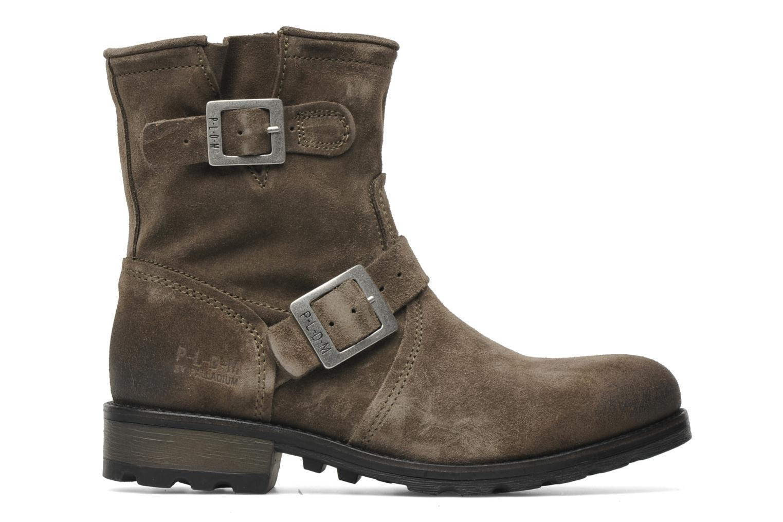Boots en enkellaarsjes P-L-D-M By Palladium Upcast Sud Grijs achterkant