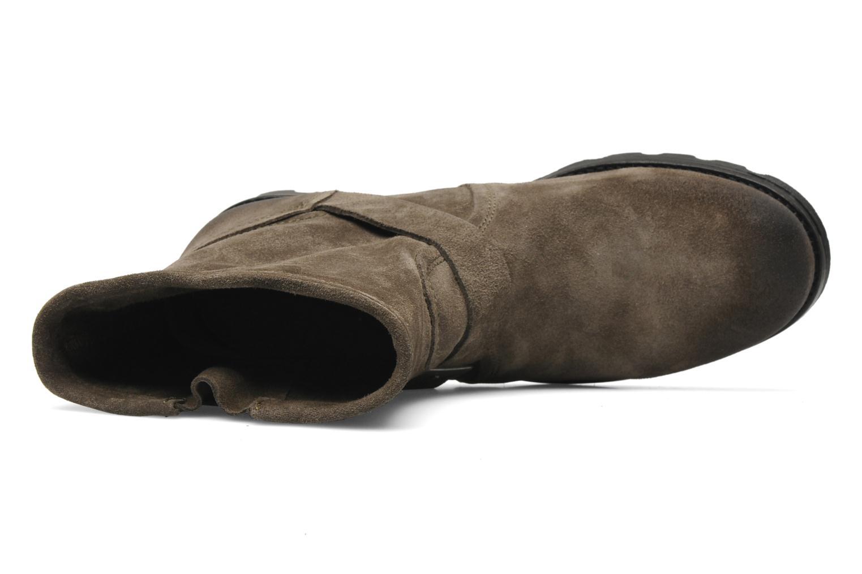 Boots P-L-D-M By Palladium Upcast Sud Grå bild från vänster sidan