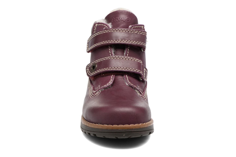Ankle boots Primigi ASPY 1 Purple model view