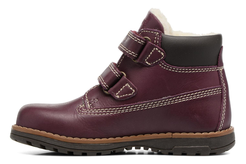 Ankle boots Primigi ASPY 1 Purple front view