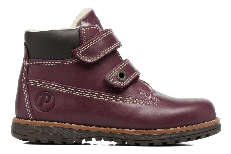 Boots en enkellaarsjes Primigi ASPY 1 Paars achterkant