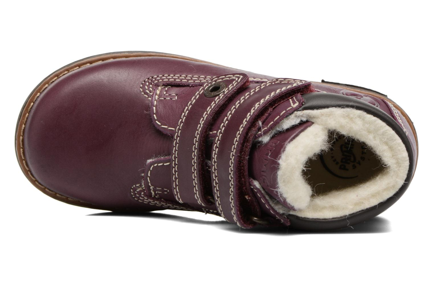 Ankle boots Primigi ASPY 1 Purple view from the left