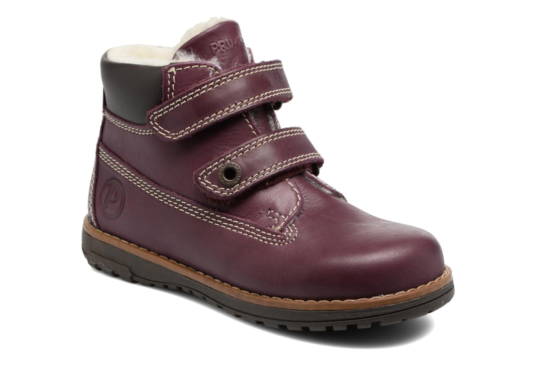 Ankle boots Primigi ASPY 1 Purple detailed view/ Pair view