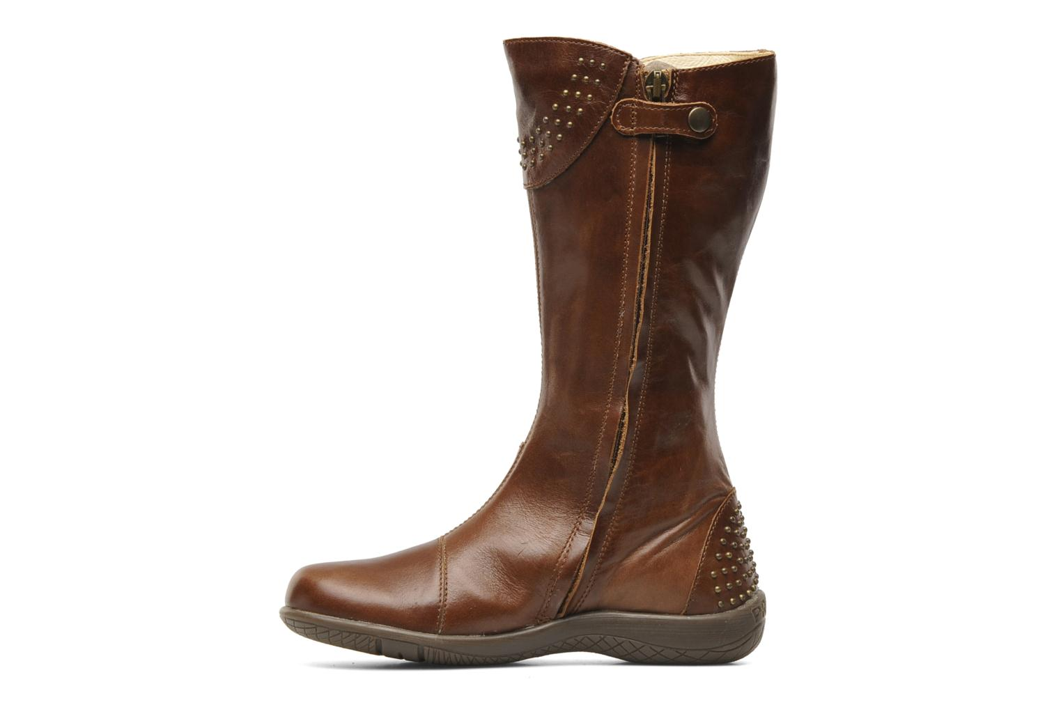Boots & wellies Primigi MIMMA Brown front view
