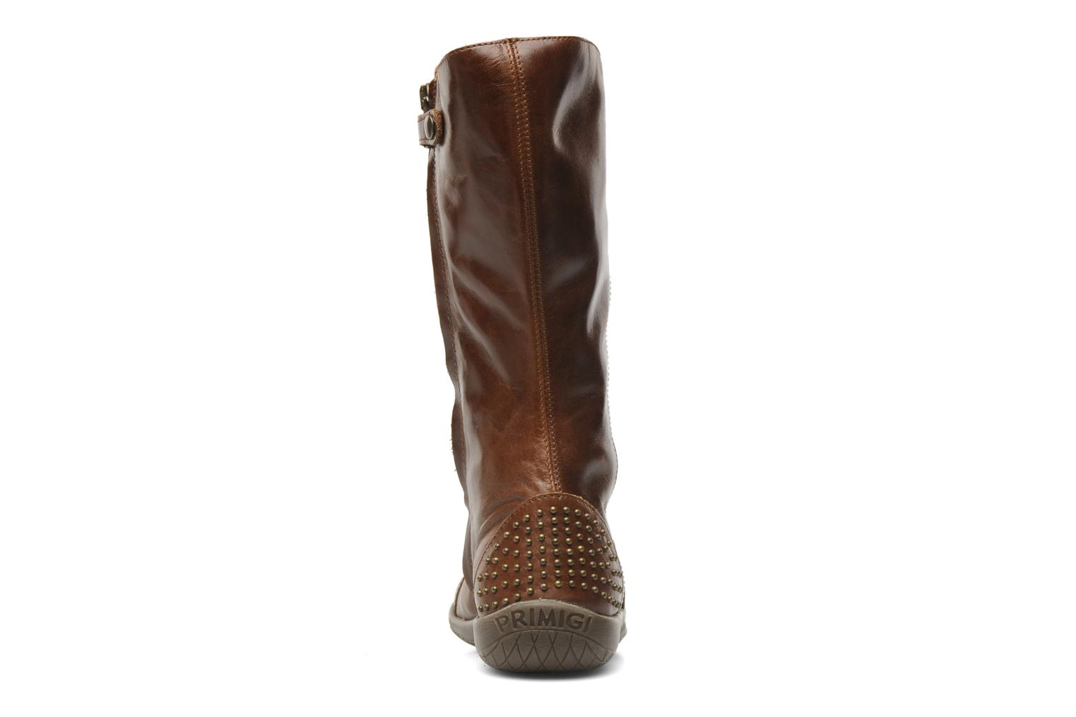 Boots & wellies Primigi MIMMA Brown view from the right