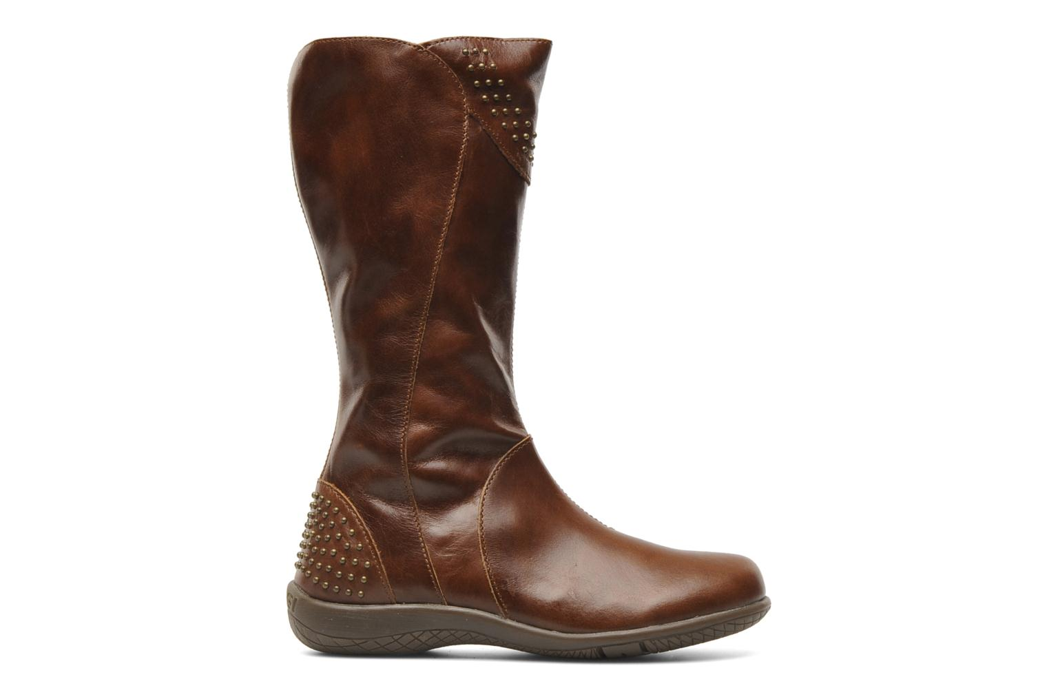 Boots & wellies Primigi MIMMA Brown back view