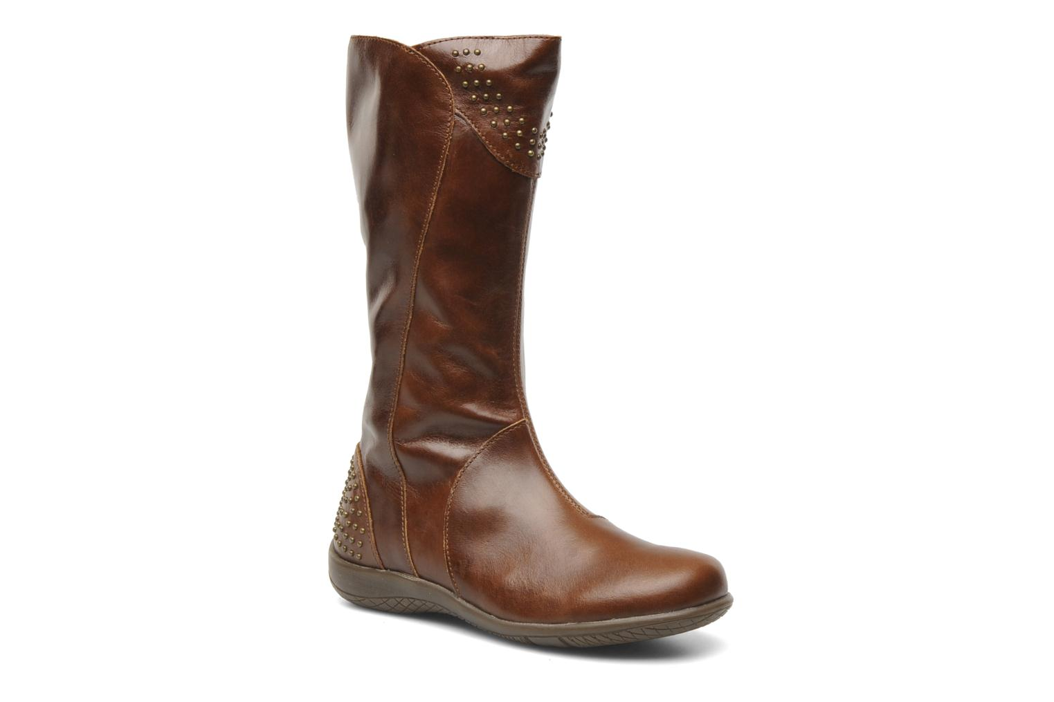 Boots & wellies Primigi MIMMA Brown detailed view/ Pair view