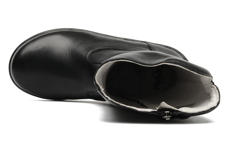 Bottes Primigi DORA-E Noir vue gauche