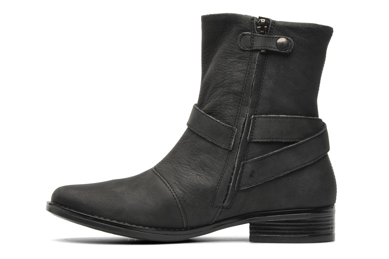 Boots en enkellaarsjes Primigi COVENTRY Zwart voorkant
