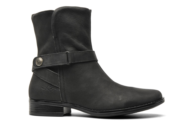 Boots en enkellaarsjes Primigi COVENTRY Zwart achterkant