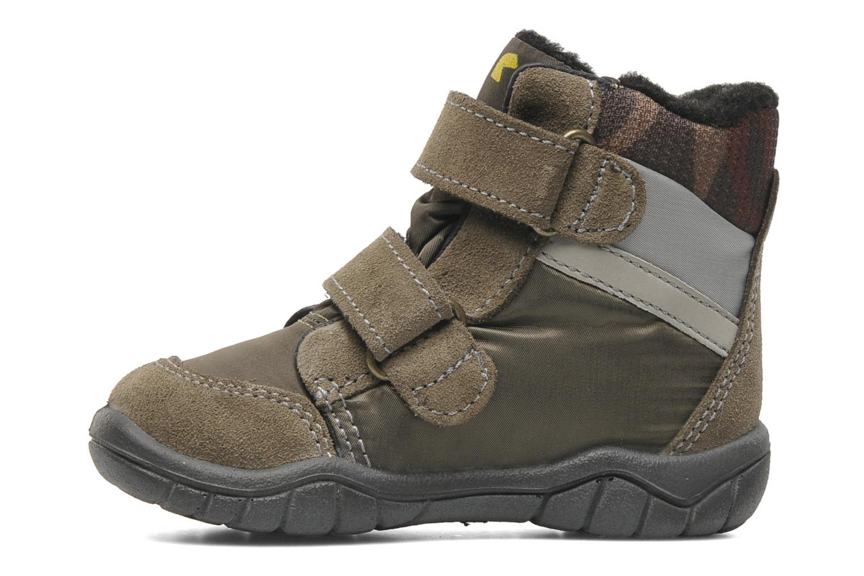 Boots en enkellaarsjes Primigi MIRCO-E Bruin voorkant