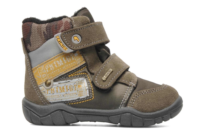 Boots en enkellaarsjes Primigi MIRCO-E Bruin achterkant