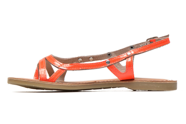 Sandali e scarpe aperte Les Tropéziennes par M Belarbi ISATIS E Rosa immagine frontale