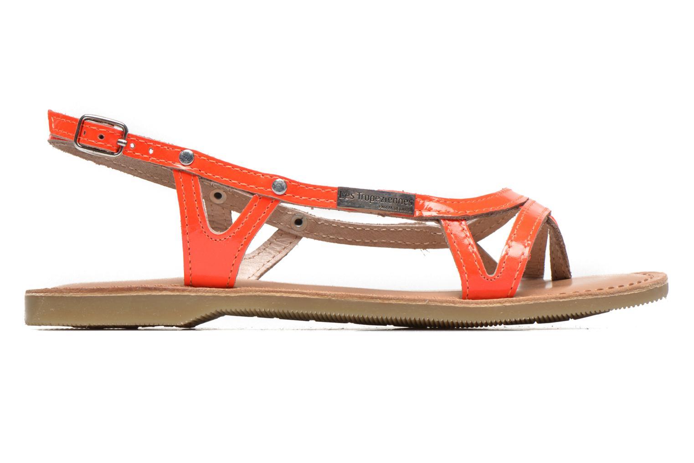 Sandalen Les Tropéziennes par M Belarbi ISATIS E rosa ansicht von hinten