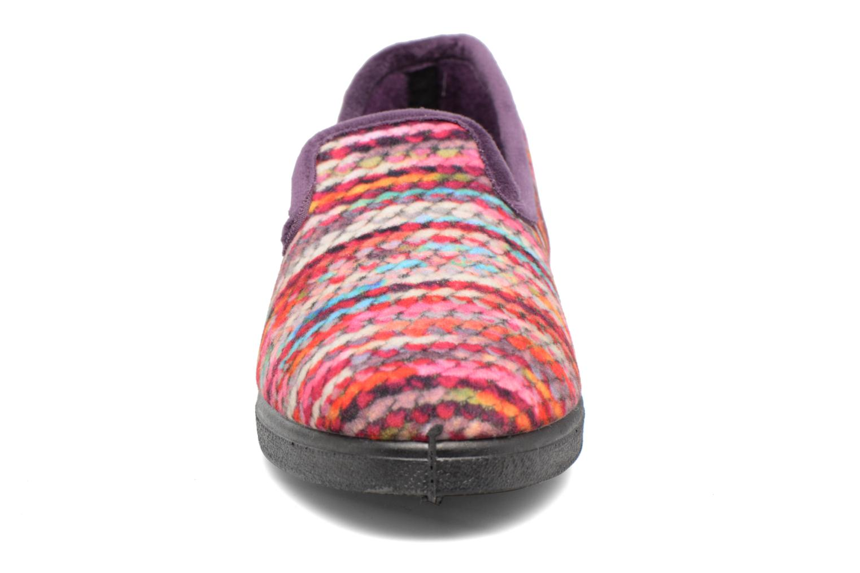 Chaussons Rondinaud Morlaix w Multicolore vue portées chaussures