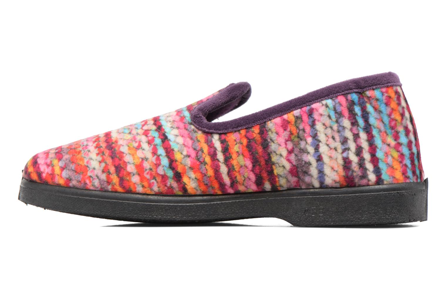 Chaussons Rondinaud Morlaix w Multicolore vue face