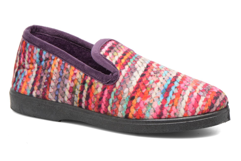 Chaussons Rondinaud Morlaix w Multicolore vue détail/paire