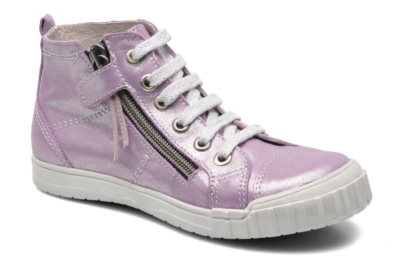 Sneakers Ramdam by GBB Avignon Roze detail