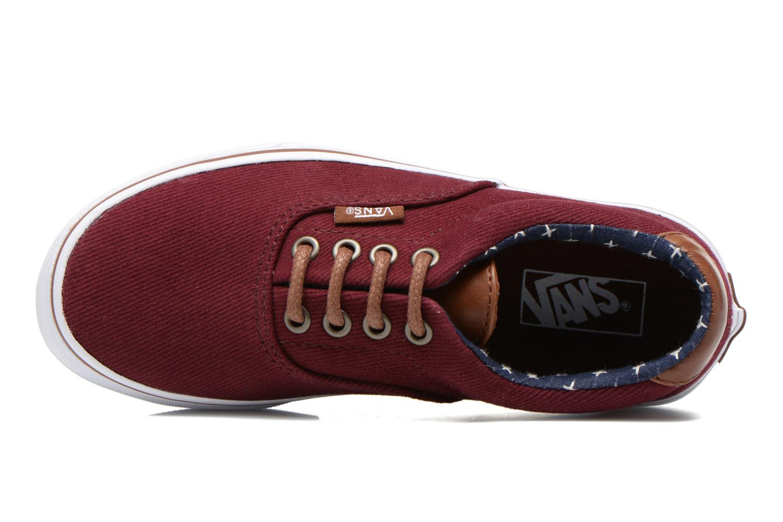 Sneakers Vans Era 59 e Bordeaux links