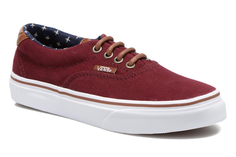 Sneakers Vans Era 59 e Bordeaux detail