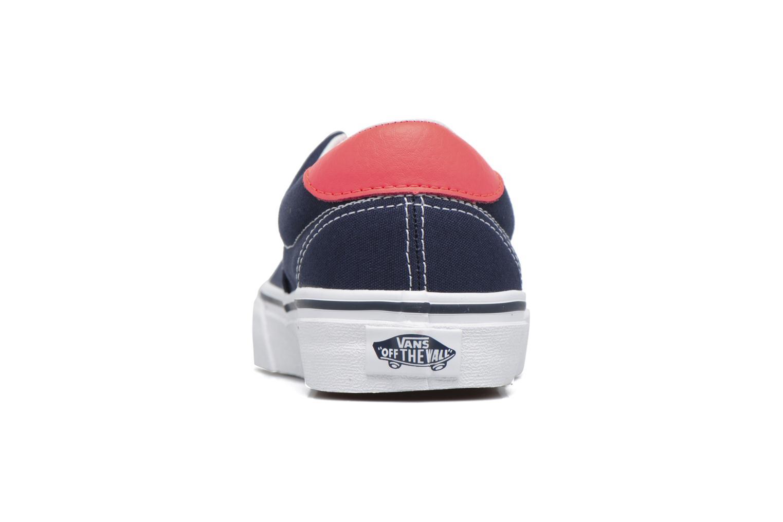 Sneakers Vans Era 59 e Blå Se fra højre