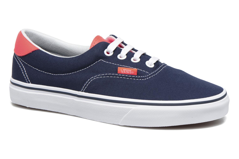 Sneakers Vans Era 59 e Blå detaljeret billede af skoene