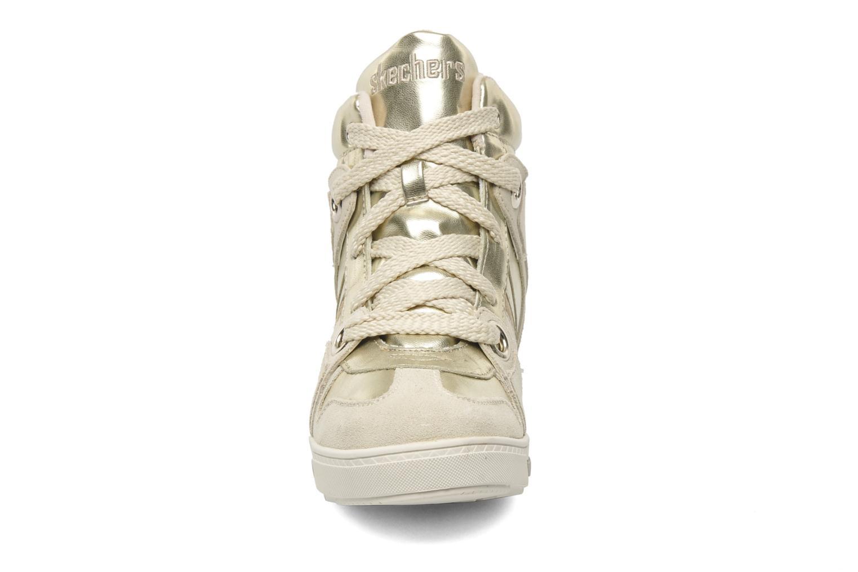 Sneakers Skechers Tekkies 47984 Goud en brons model