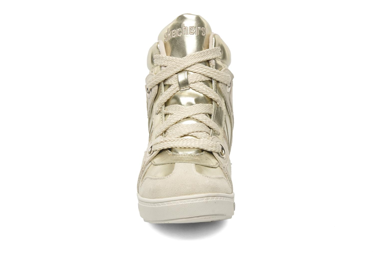 Sneakers Skechers Tekkies 47984 Goud en brons model